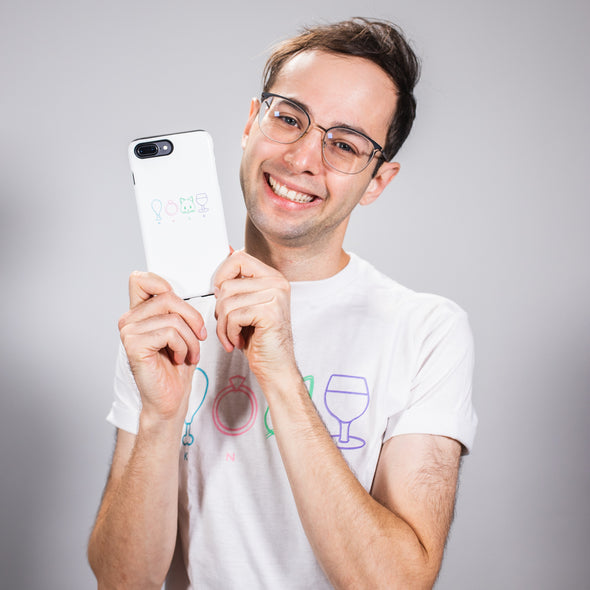 KNZE Emoji Phone Case