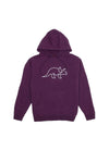 Try Guys: Royal Purple Hoodie