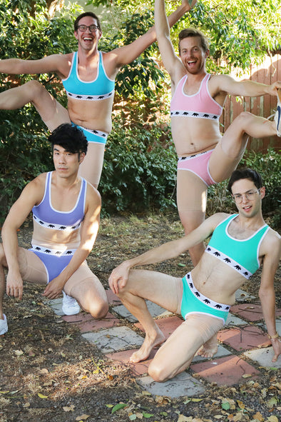 Try Guys: Dino Underwear 4-Set