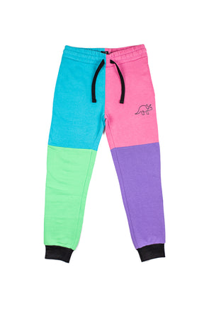Color Block Super Suit Joggers