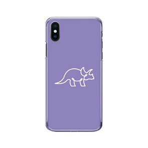 The Purple Color Phone Case