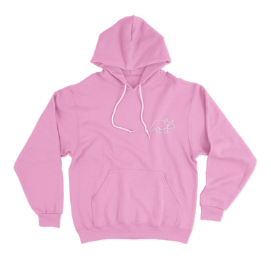 The Pink Color Hoodie – The Try Guys 53668b5b9