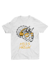 Miles Nation White Shirt