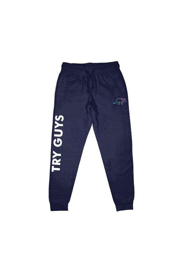 Try Guys: 'Classics' Navy Joggers