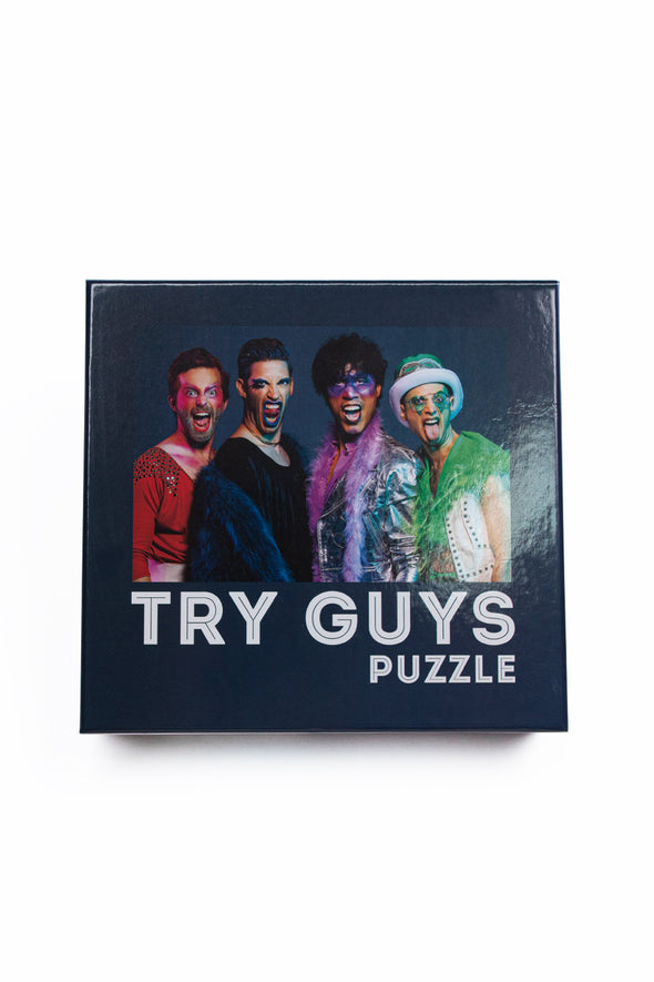 Try Guys 500 Puzzle Piece Set