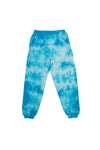 Try Guys: Cloud Blue Tie Dye Sweatpants