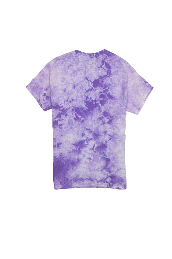 Try Guys: Cloud Purple Tie Dye Shirt