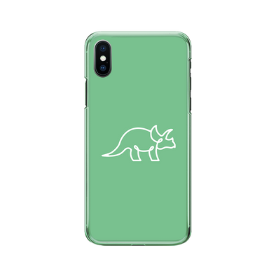 The Green Color Phone Case