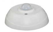 Wireless Occupancy Sensor, Ceiling Mount, 8'-12'