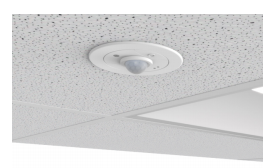 Wireless Occupancy Sensor, (WOS-RM) Recess Mount, 8'-12'