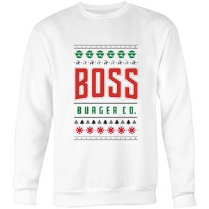 Boss Christmas Jumper