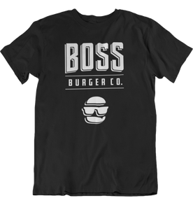 Boss Burger Co. Uniform - Mens Tee