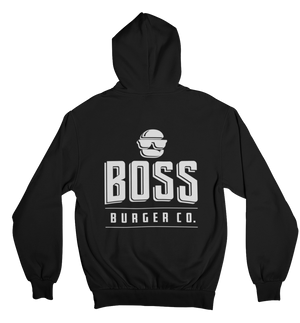 Boss Burger - Double Sided Hoodie