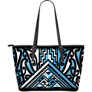 Taniko Shoulder Bag - Kikorangi (Blue)