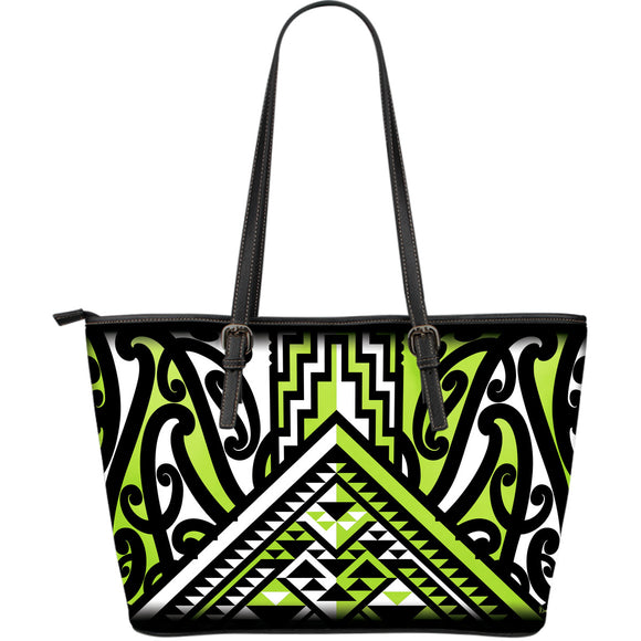 Taniko Shoulder Bag - Karikikowhai (Lime)