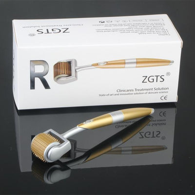ZGTS Derma Roller 0.3mm for Hair Loss
