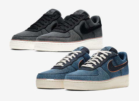3x1 x Nike Air Force 1 Low 'Denim Pack'