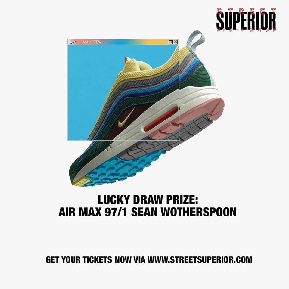 Street Superior Lucky Draw
