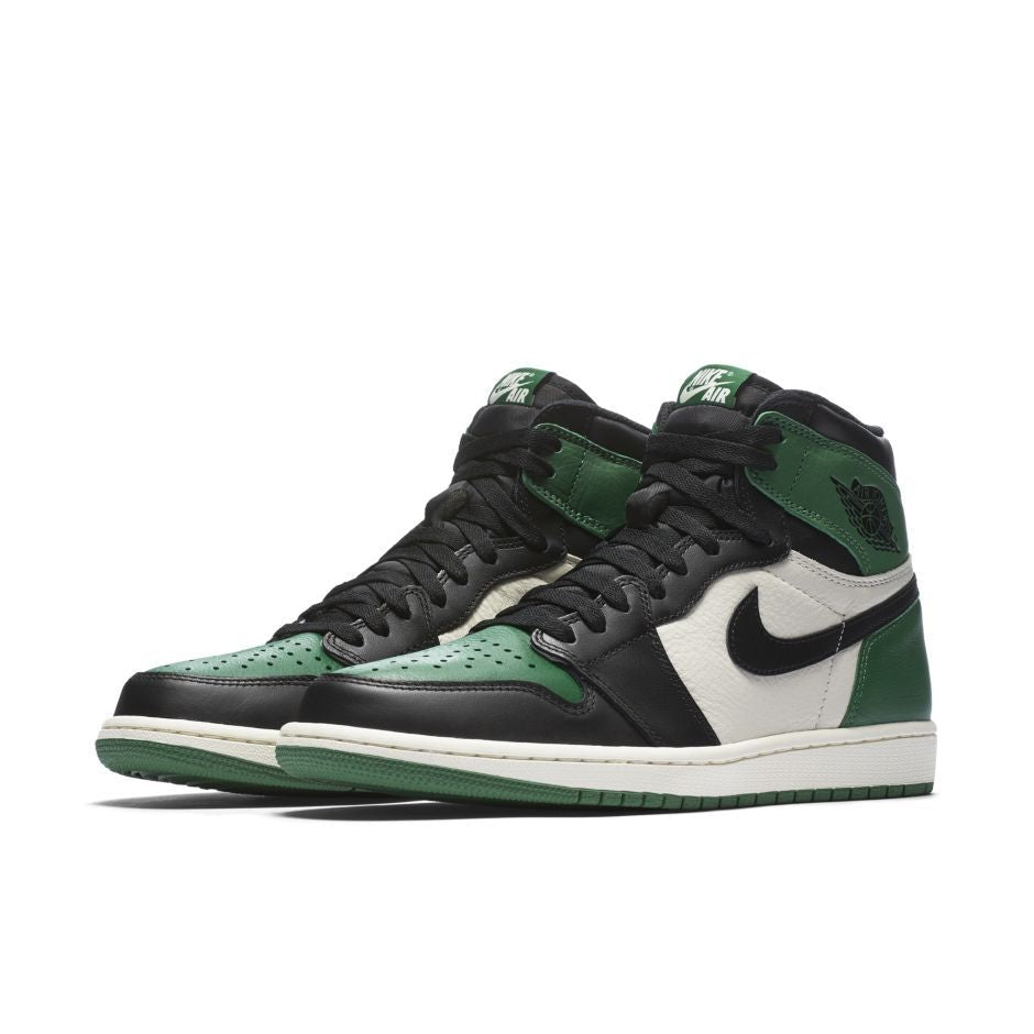 Air Jordan 1 Retro High OG 'Pine Green'