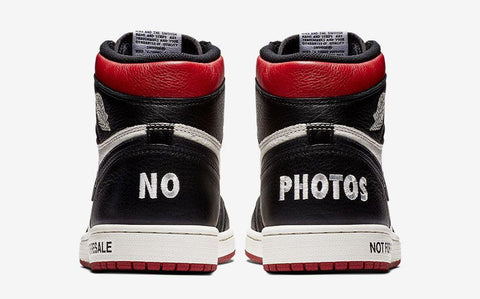 Air Jordan 1 Retro High OG 'Not For Resale'