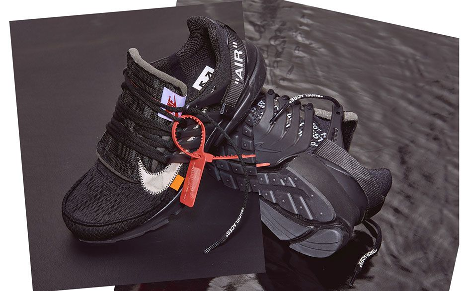Off-White x Nike Air Presto 'Black'