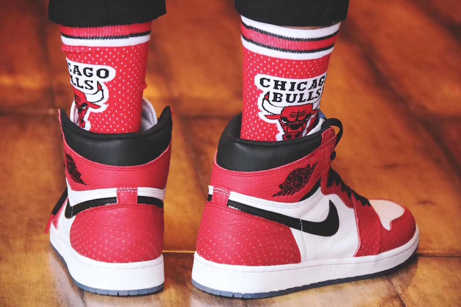 Air Jordan 1 Retro High OG 'Chicago Crystal'