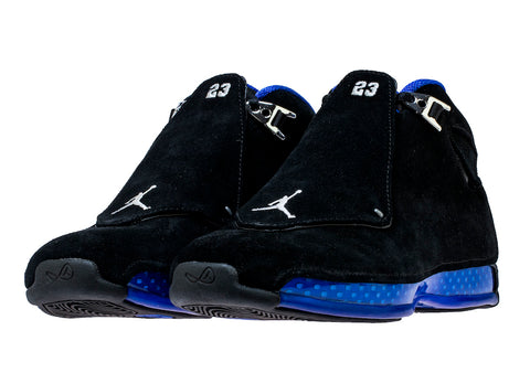 Air Jordan 18 Retro 'Black/Sport Royal'