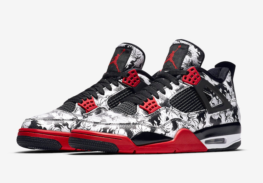 Air Jordan 4 Retro 'Tattoo'