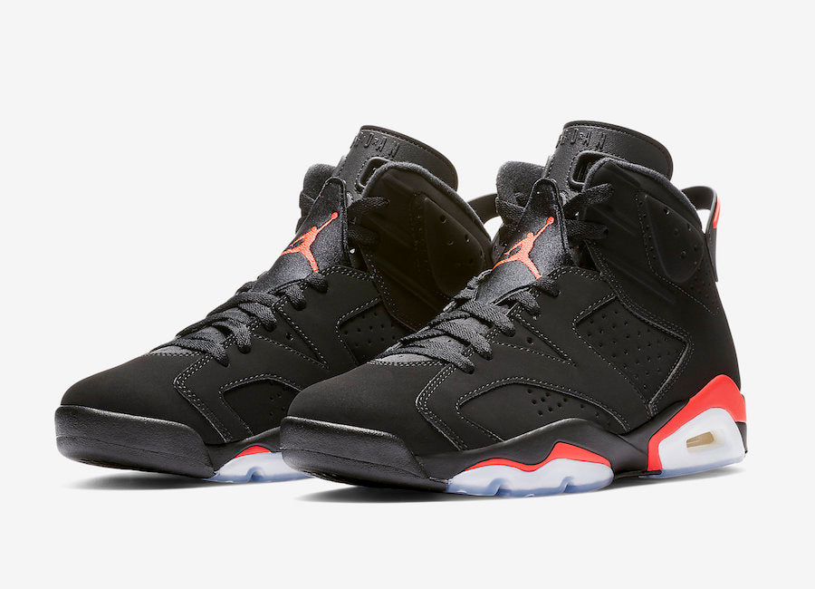 5ed0d4e058e64a ... returning for the first time since 2000 with OG Nike Air branding! Air  Jordan 6 Retro  Infrared