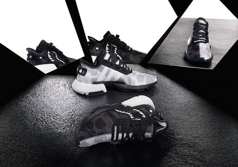 Bape x Neighborhood x Adidas POD S3.1