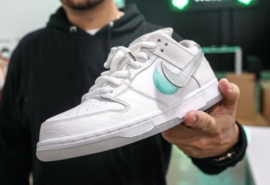 Diamond Supply Co. x Nike SB Dunk Low