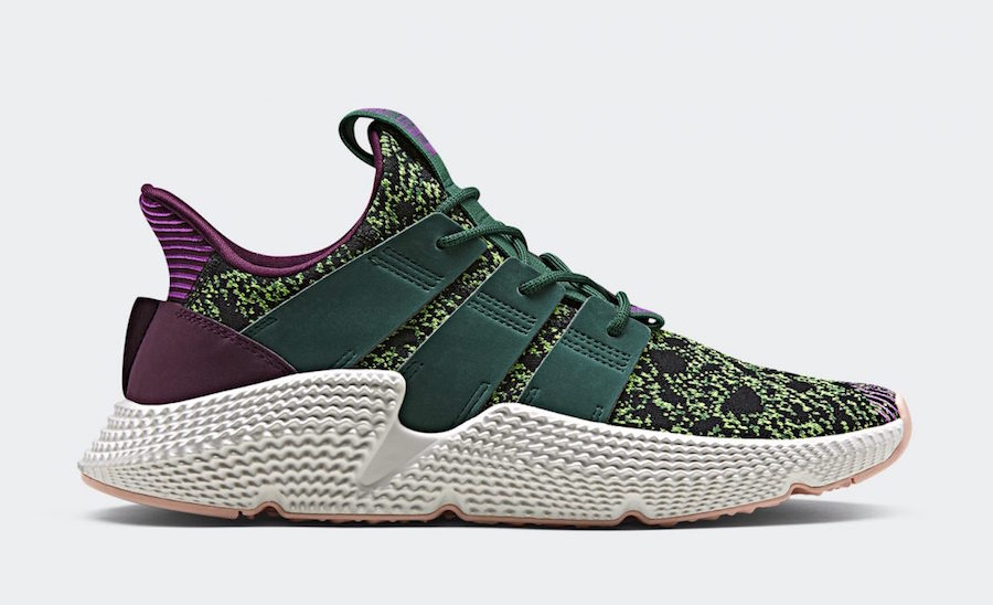 7a51361804fb Singapore Release  Dragon Ball Z x Adidas Prophere  Cell  - Sneakest