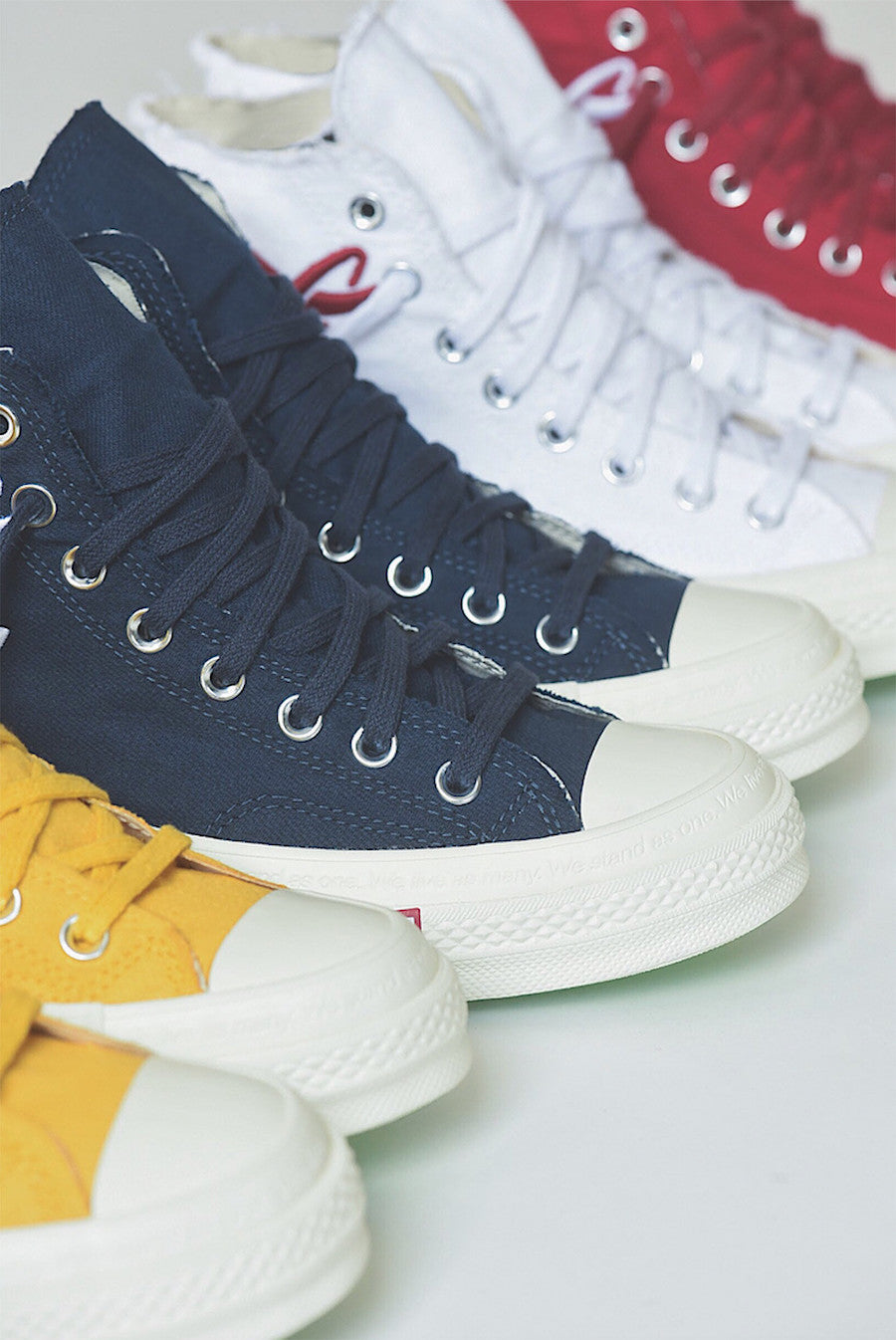 Coca-Cola x Kith x Converse Chuck Taylor Collection