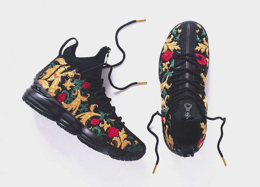 8bf00b6ee159 Release Date  Kith x Nike Lebron 15  Closing Ceremony  - Sneakest