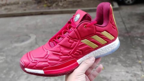 Marvel x Adidas Harden Vol. 3 'Iron Man'