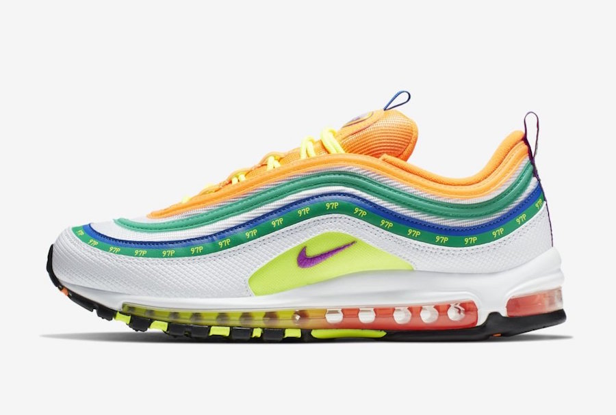 Nike Air Max 97 'London Summer of Love'
