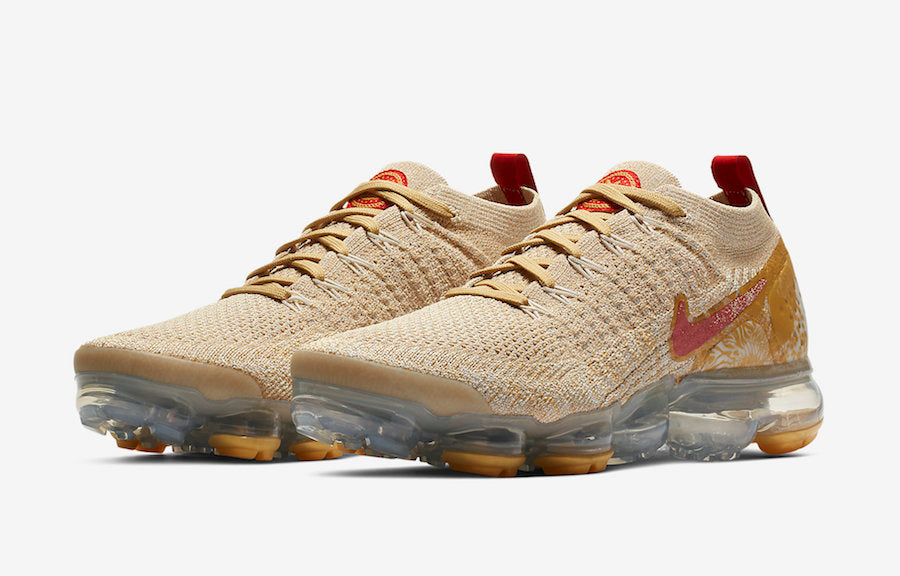 acae9a5a1a Nike Air VaporMax 2.0 'Chinese New Year' - Sneakest