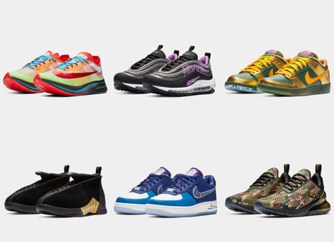 Nike Doernbecher 2018 Collection