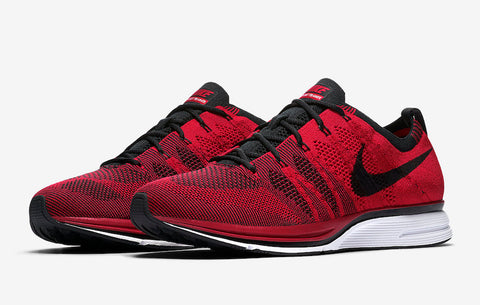 Nike Flyknit Trainer 'University Red'