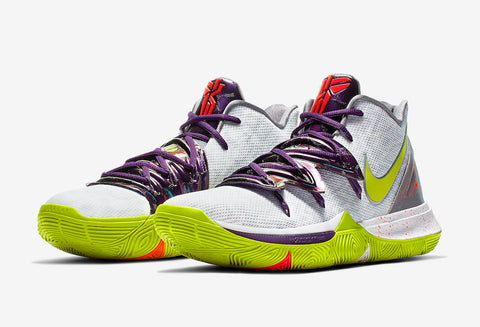 buy online b9ad0 c1459 Nike Kyrie 5  Mamba Mentality . Paying homage to Kobe Bryant and upcoming  ...