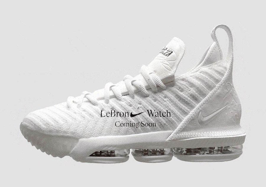 Nike Lebron 16 'Lebron Watch'