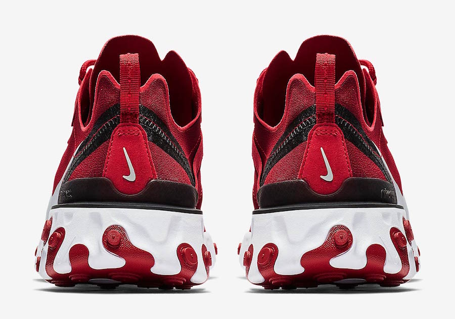 Nike React Element 55 'Red'