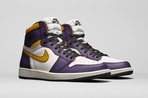 Nike SB x Air Jordan 1 Retro High OG 'Court Purple'