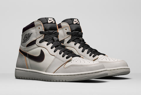 Nike SB x Air Jordan 1 Retro High OG 'Light Bone'