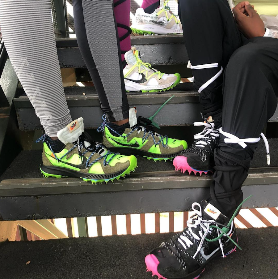Off-White x Nike sneakers