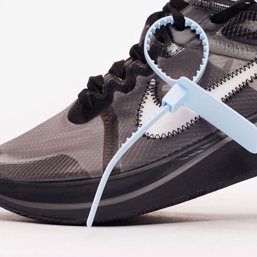 a70386ab880b Singapore Release  Off-White x Nike Zoom Fly SP  Black  - Sneakest