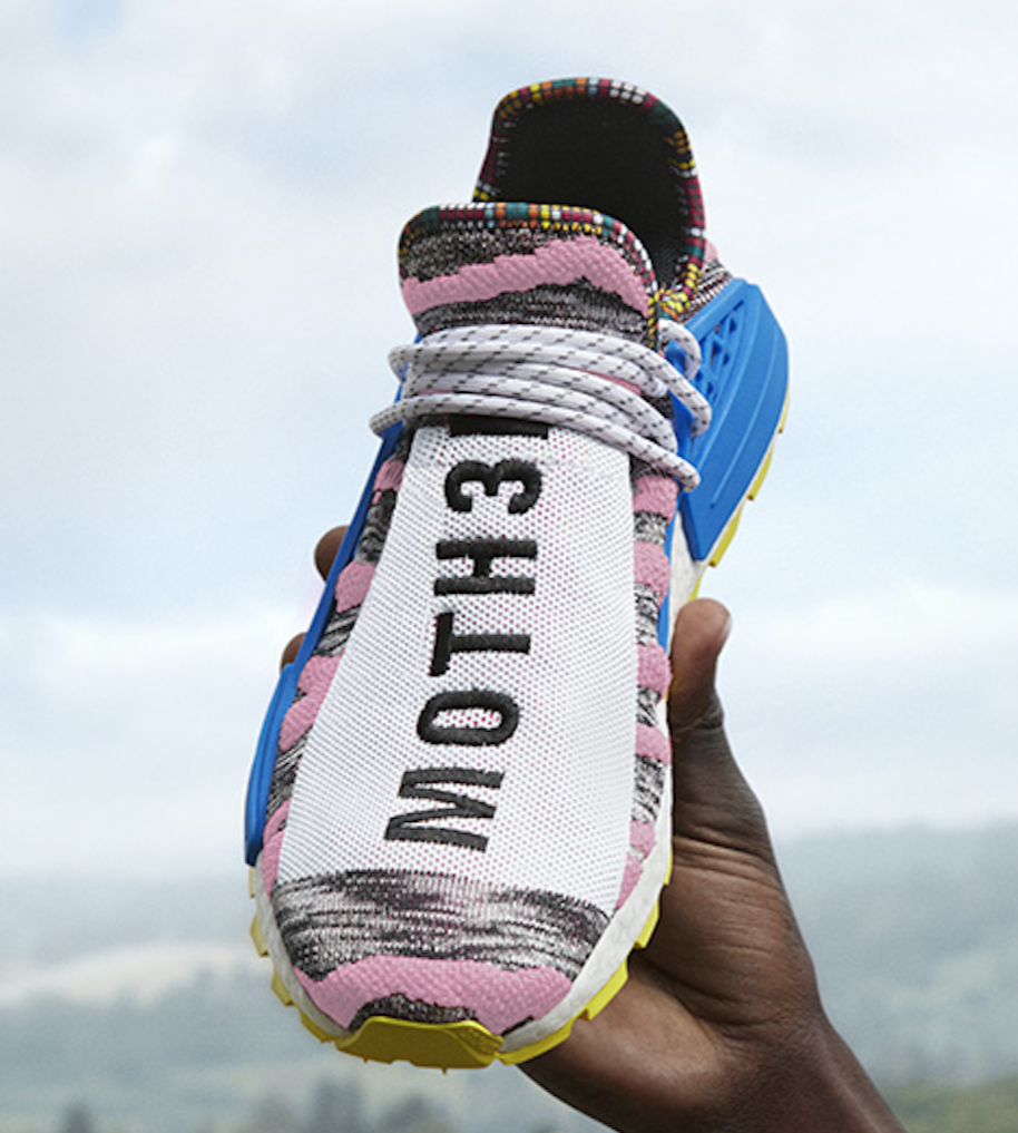 Pharrell Williams x Adidas 'Solar Pack'