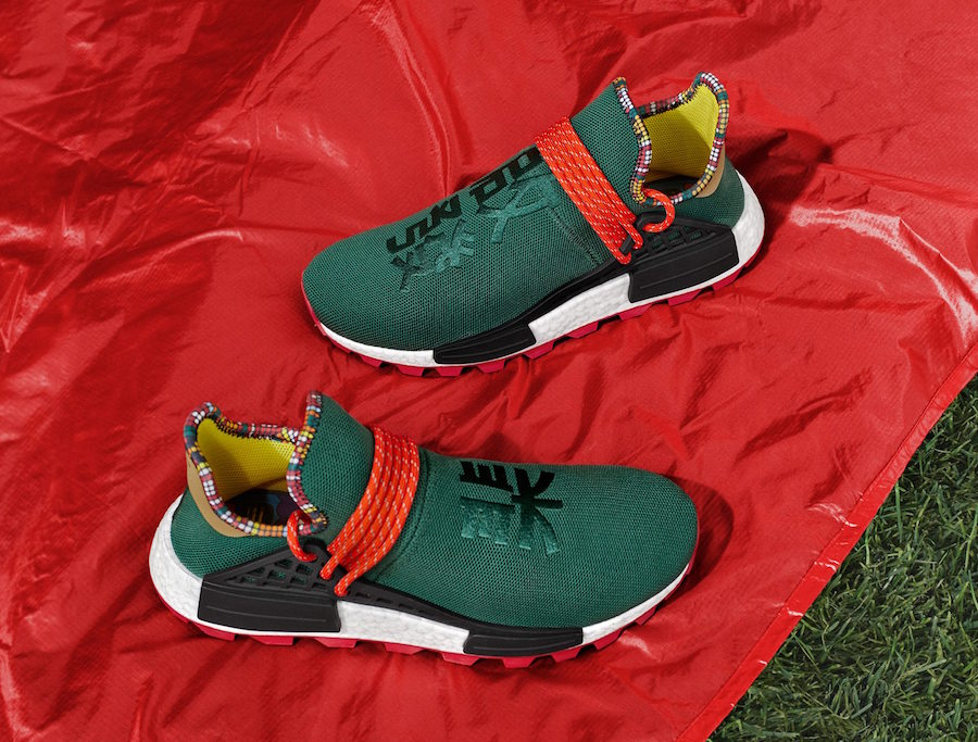 ba60fa6c0 Release Date  Pharrell Williams x Adidas NMD HU  Inspiration Pack - As -  Sneakest