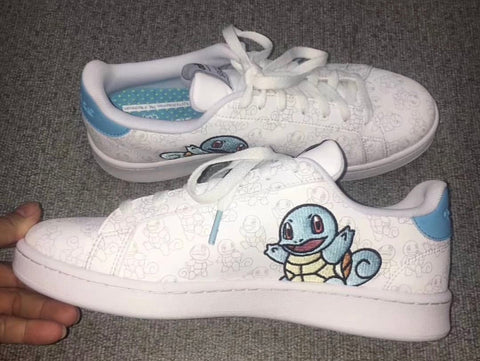 Pokemon x Adidas Stan Smith 'Squirtle'