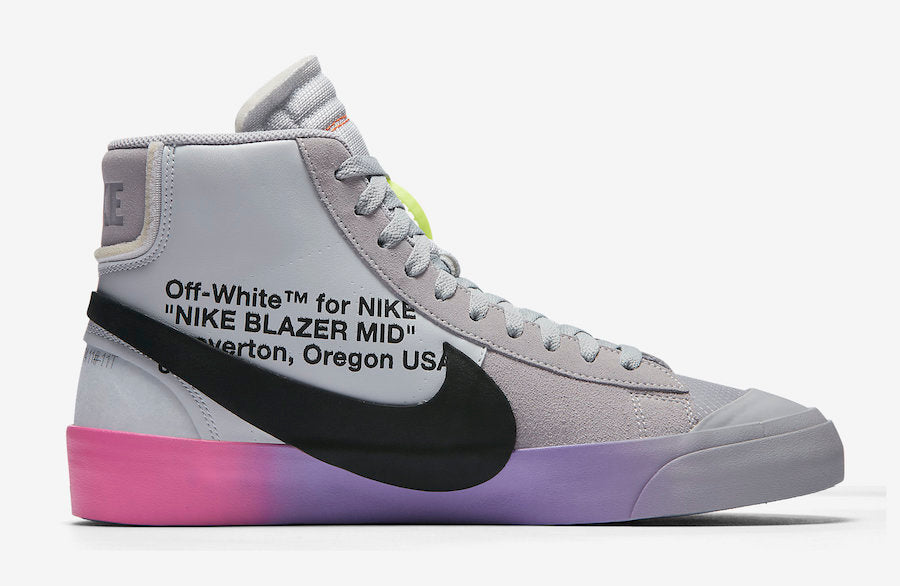 Off-White x Nike Blazer 'The Queen'